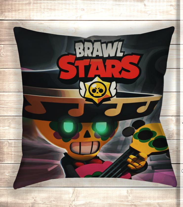 Подушка - Покко Brawl Stars