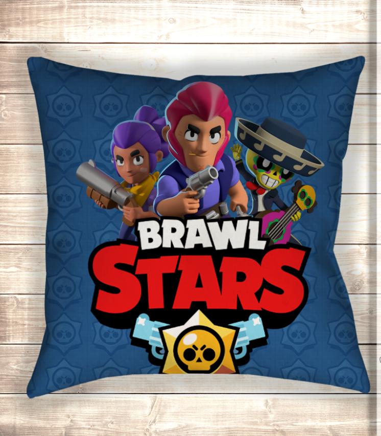 Подушка - Вперед Brawl Stars