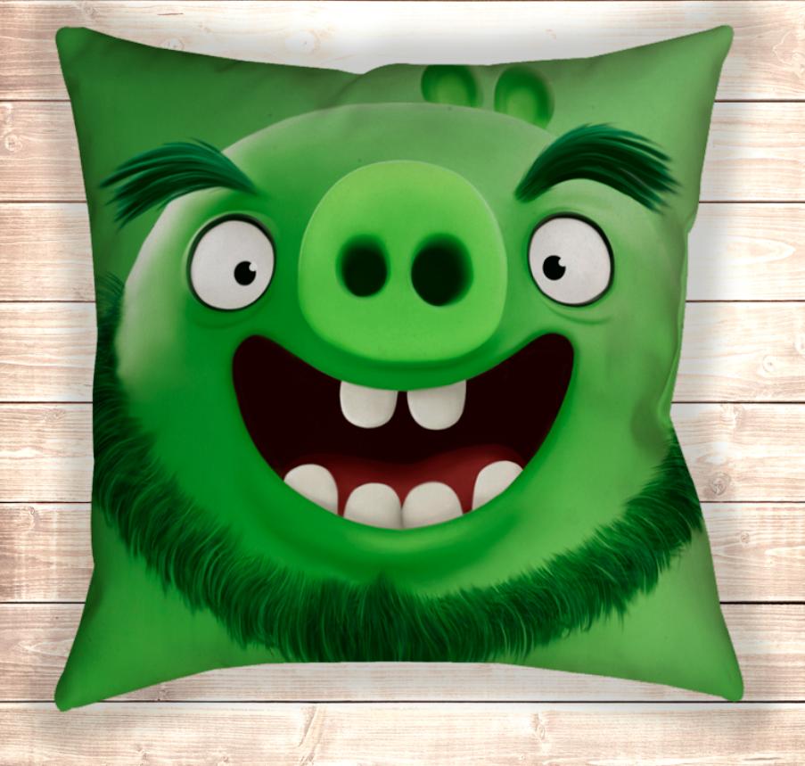 Подушка Angry Birds Mr.Pig