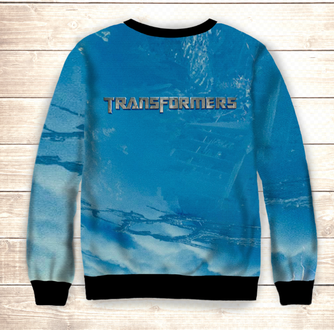 Свитшот Transformers with Dragom / Свитшот Трансформеры Оптимус Прайм