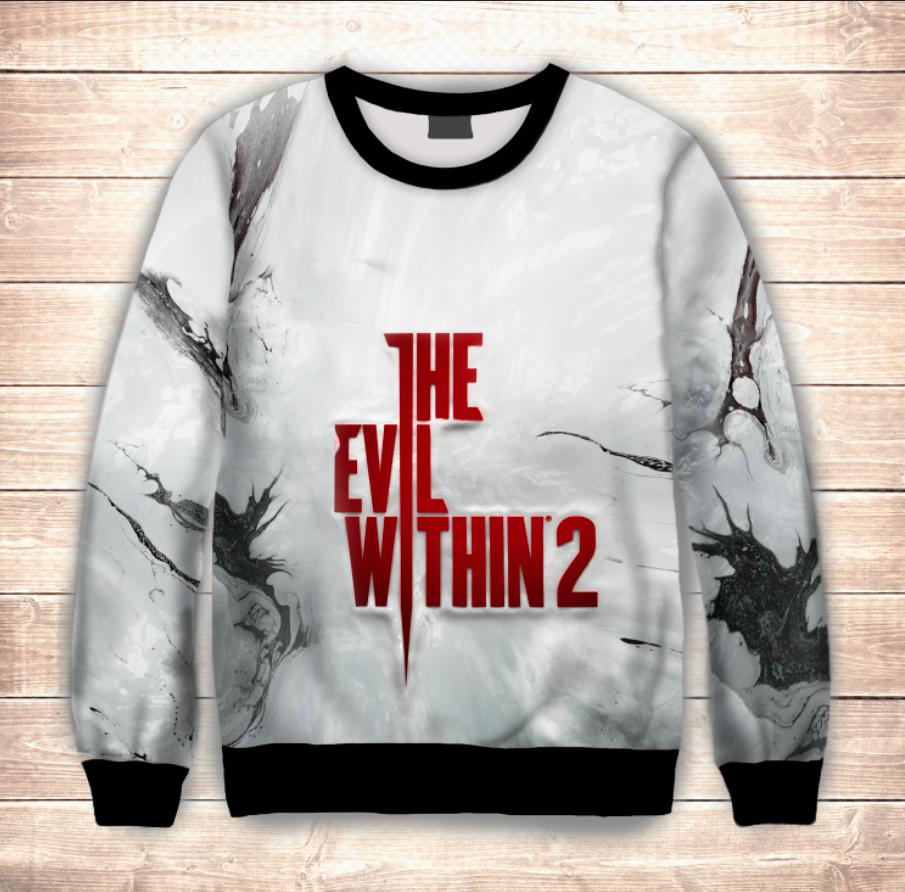 Світшот жіночий/підлітковий The Evil Within 2