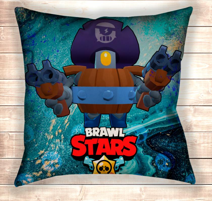 Подушка Дерілл Brawl Stars
