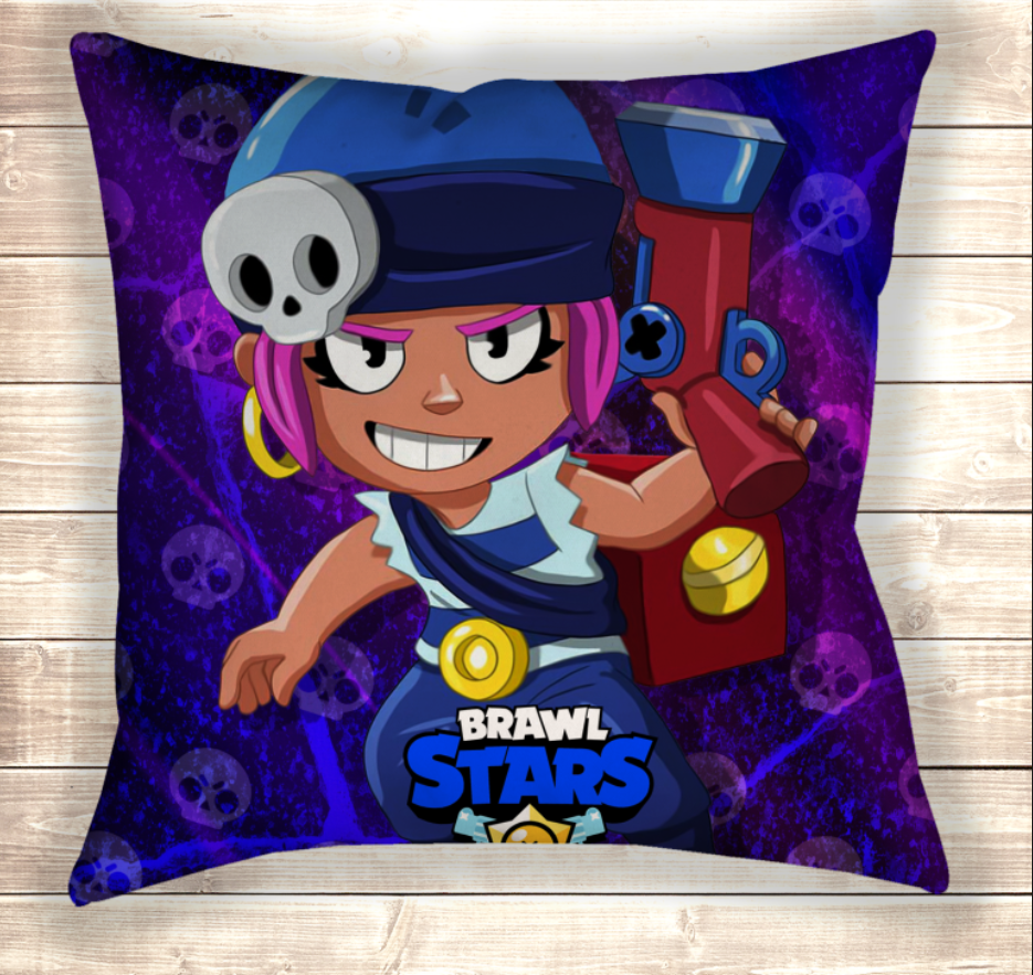 Подушка Пенни пиратка / Penny / Pirat