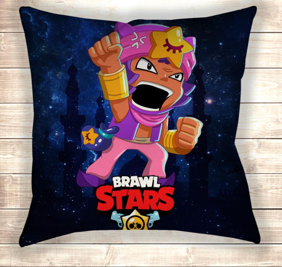 Подушка Sendy / Сенді Brawl Stars