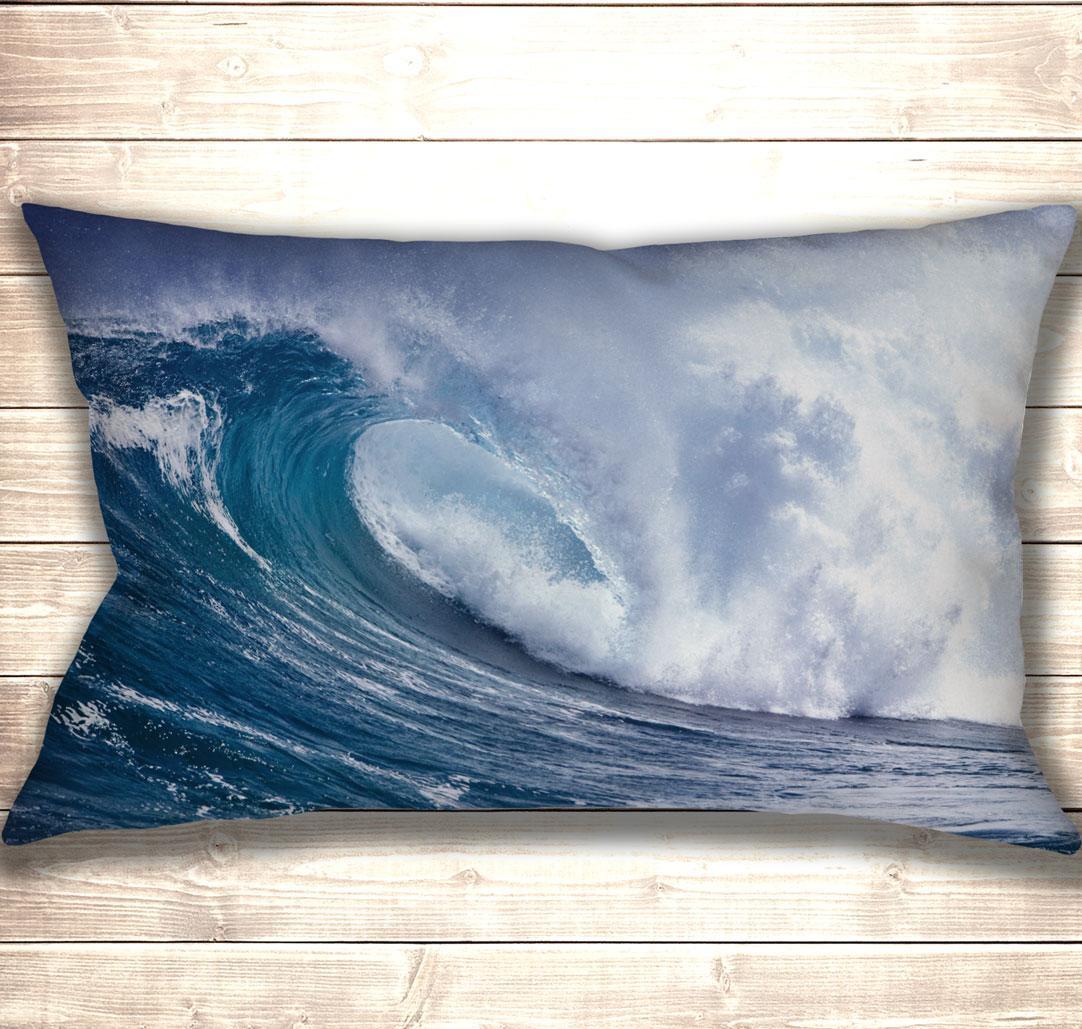Подушка-картина Ocean Wave 50х70см