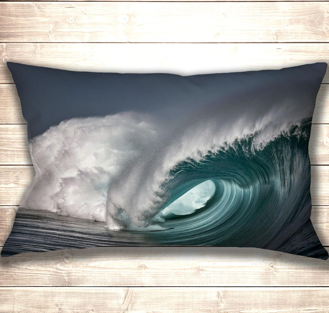 Подушка-картина Big Wave 50х70 см