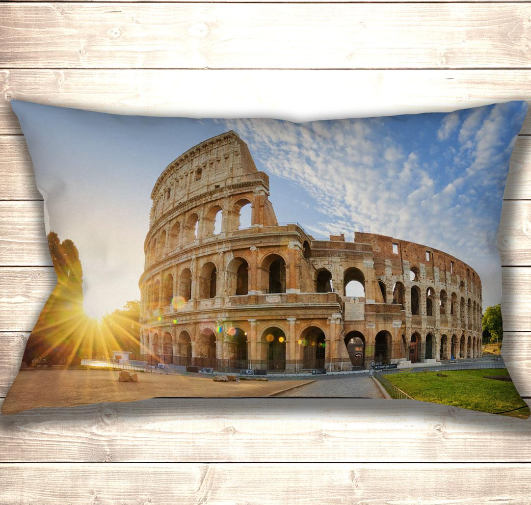 Подушка-картина Colosseum 50х70см