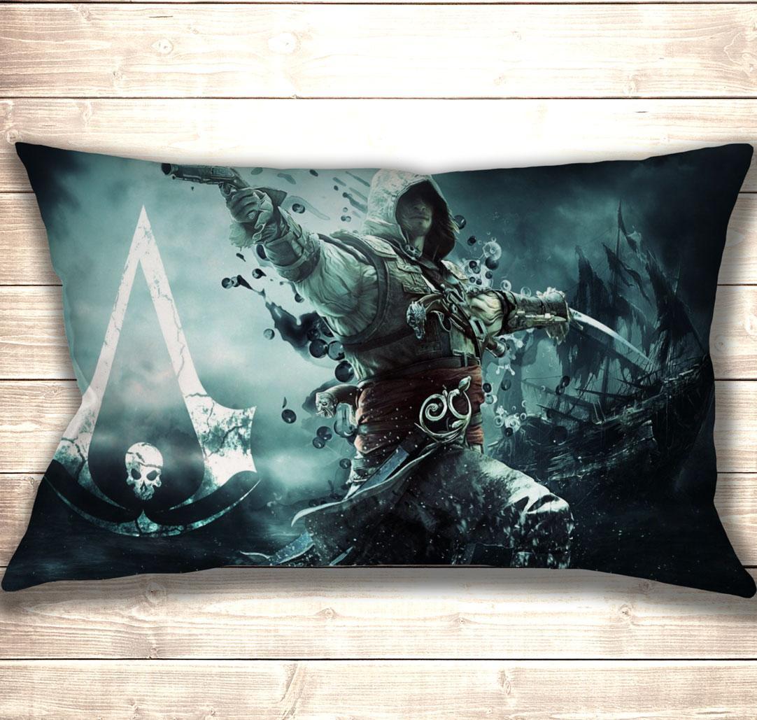 Подушка 3D Assassin's Creed