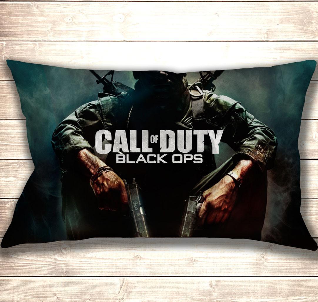 Подушка 3D Call of Duty Black Ops