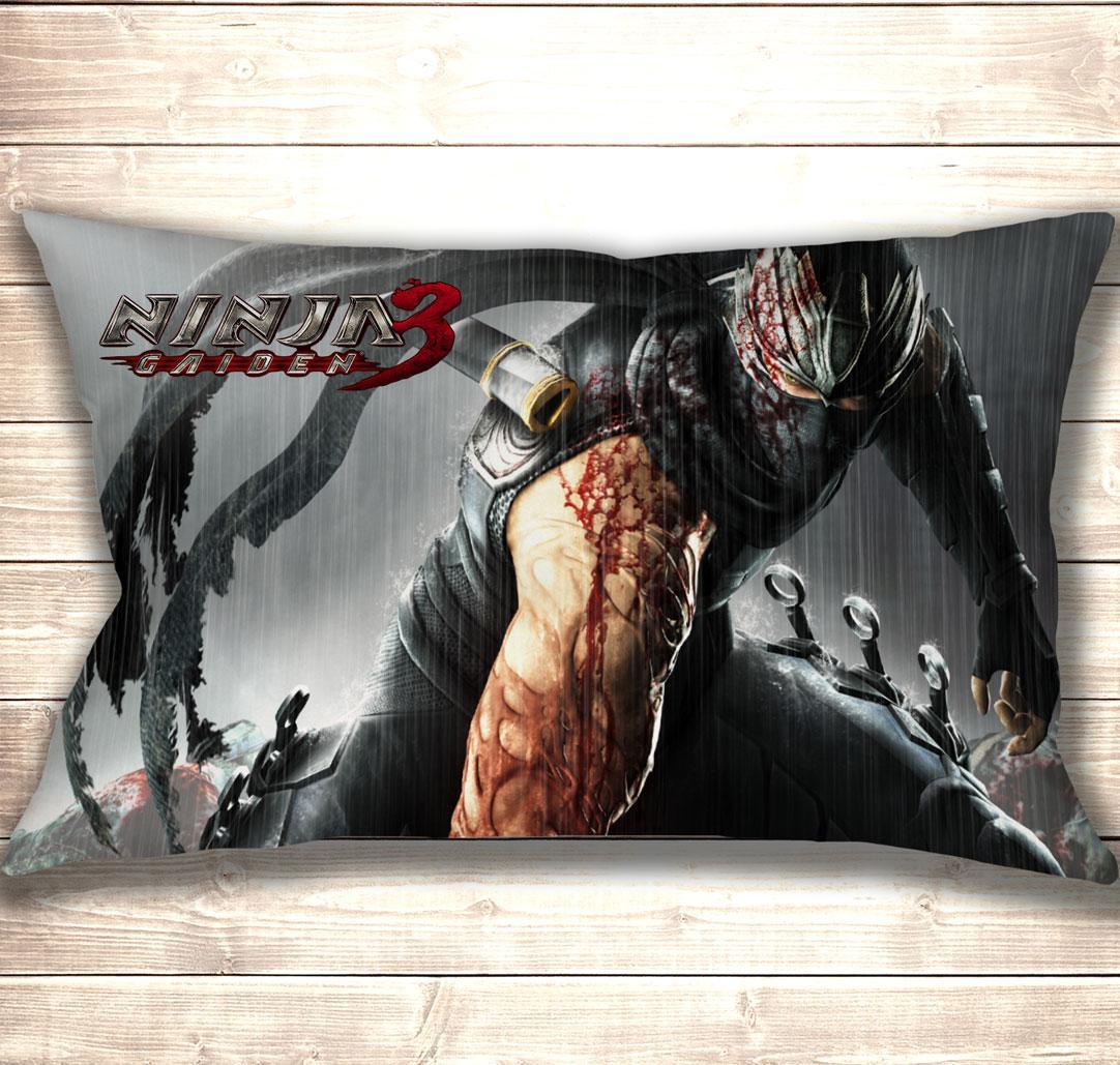 Подушка 3D Ninja Gaiden 3 50x70 см