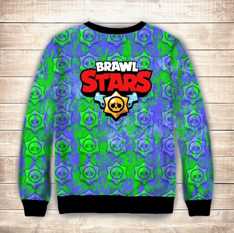 Свитшот Spike Go Brawl Stars