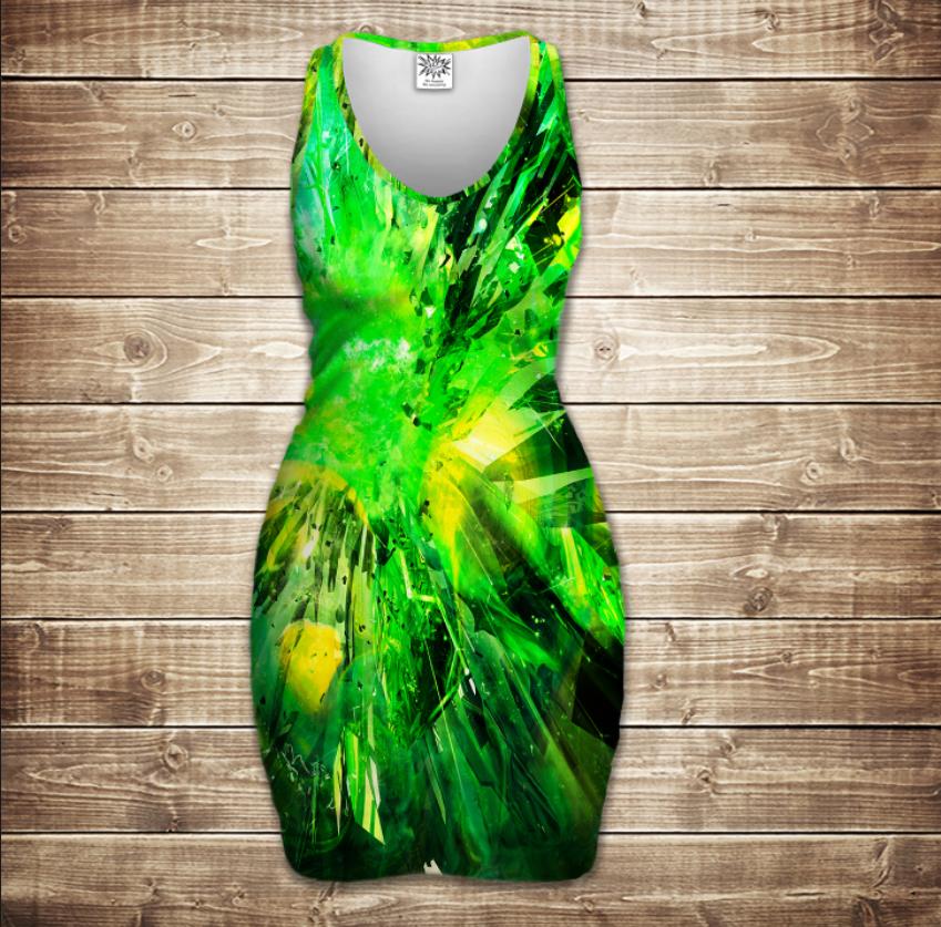 Плаття - майка -  Green_lazer