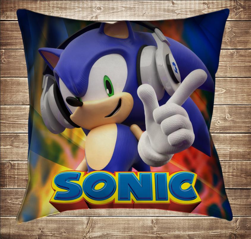 Подушка 3D - Сонік Музика