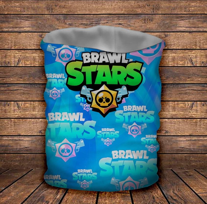 Бафф з 3D принтом Fanat Brawl Stars