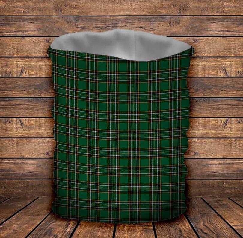 Бафф з 3D принтом  Шотландська клітинка тартан зелена