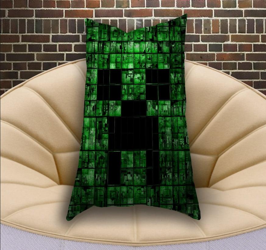 Подушка ростова вертикальна з 3D принтом Minecraft My Life