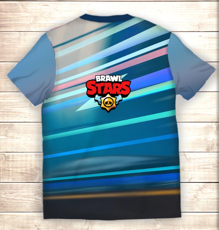 Футболка 3D Maks Start Brawl Stars