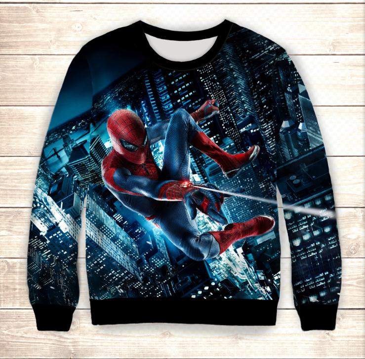 Свитшот Spider-Man / Человек паук