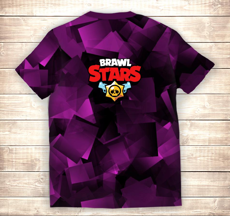 Футболка 3D Virus Labirynt Brawl Stars