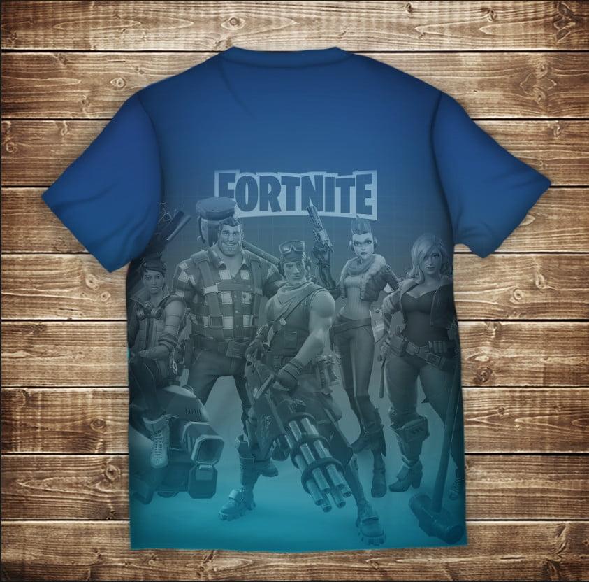 Футболка 3D  Fortnite