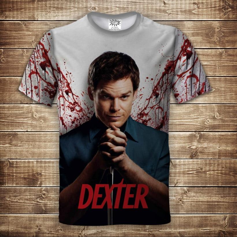 Футболка 3D Dexter